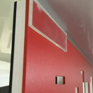 Sistem prindere panou PVC 19 mm