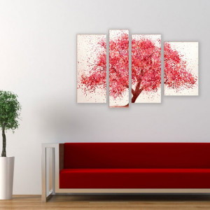 TABLOU MULTI-CANVAS SAKURA