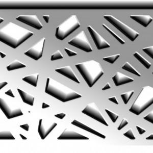Masca de calorifer Nano