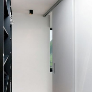 Sistem culisare aluminiu panou decorativ