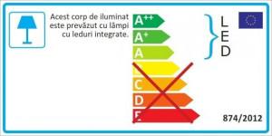 Corp de iluminat ARTISTIC