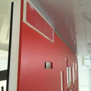 Prindere panou decorativ PVC