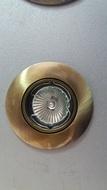 LXA-112 AB  Ugradna rozetna staro zlato
