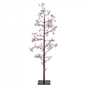 Decoratiune rosie din fier si plastic 190 cm Agave Pols Potten