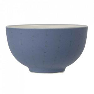 Bol albastru din ceramica 300 ml Cavia Bloomingville