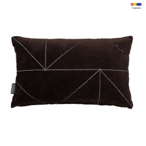 Perna decorativa dreptunghiulara din bumbac 30x50 cm Malina French Roast LifeStyle Home Collection