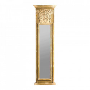 Oglinda dreptunghiulara din lemn 42x147 cm Mende Vical Home