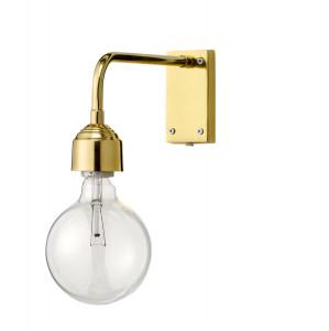 Aplica din metal auriu Gold Bloomingville