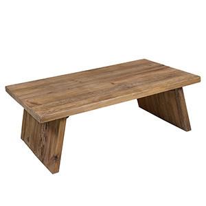 Masa maro din lemn de pin 78x135 cm Bunta Santiago Pons