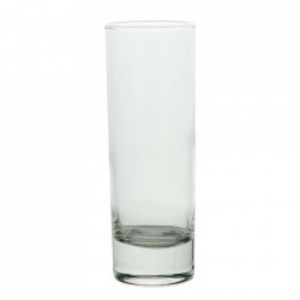 Set 12 pahare transparente din sticla 220 ml Rock Roll Mammoet