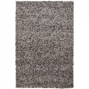 Covor maro din lana si viscoza My Lounge Obsession (diverse dimensiuni)
