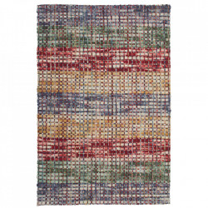 Covor multicolor din lana My Lima 3D Obsession (diverse dimensiuni)