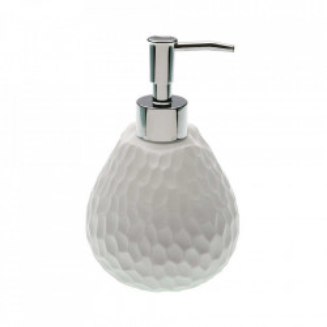 Dispenser sapun lichid alb din rasina 10x15,8 cm Tony Versa Home