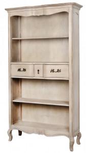 Biblioteca din lemn de mesteacan 195 cm Venezia Livin Hill