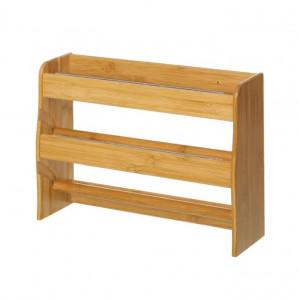 Suport maro pentru role de bucatarie din lemn de bambus Stina Unimasa