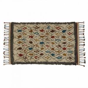 Covor multicolor din lana 160x230 cm Shingo Zago