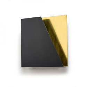 Aplica maro alama/neagra din metal Essentials Serax