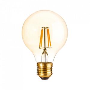 Bec LED E27, 4W Transparent Ixia