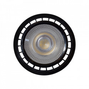 Bec LED GU10 12W Arbis Black Milagro Lighting
