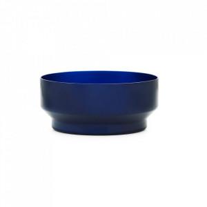 Bol albastru din aluminiu 16 cm Meta Normann Copenhagen