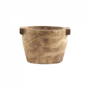 Bol maro din lemn de paulownia 27 cm Craft House Doctor
