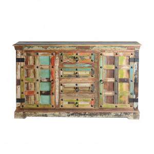 Bufet inferior multicolor din lemn 150 cm Theo Giner y Colomer