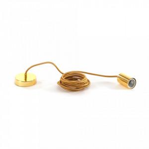 Cablu electric auriu 4 cm Moon Holder Seletti