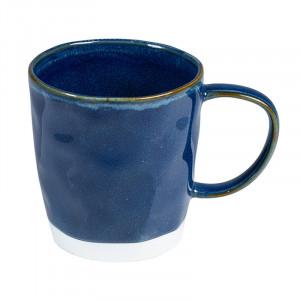 Cana albastra din portelan 8,5x13 cm Povili Santiago Pons
