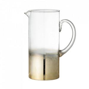 Carafa aurie din sticla 1,5 L Melanie Bloomingville