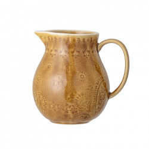 Carafa galbena din ceramica 1,2 L Rani Bloomingville