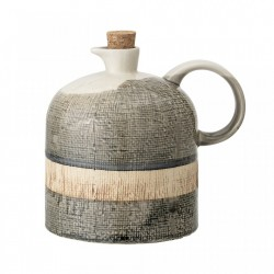 Carafa multicolora cu dop din ceramica 750 ml Lid Bloomingville