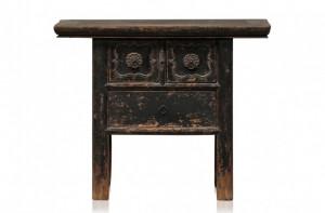 Consola din lemn 102x45cm Elm Shanxi Versmissen