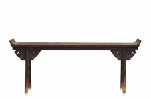 Consola din lemn 226x49cm Large Shanxi Versmissen