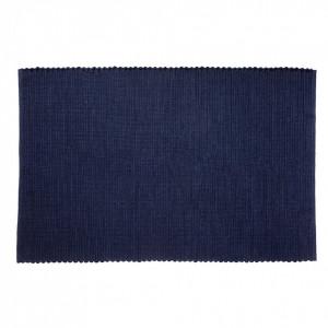 Covor albastru din textil 120x180 cm Woven Hubsch