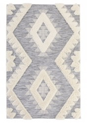 Covor gri 150 x 77cm Handira Indian Mint Rugs