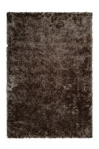 Covor maro din poliester Twist Lalee (diverse dimensiuni)