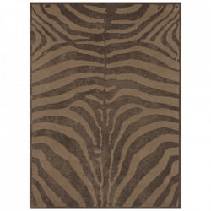 Covor maro din polipropilena Tiger Motiv The Home (diverse dimensiuni)