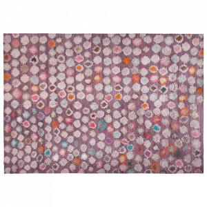 Covor multicolor din lana 285x410 cm Tulu Versmissen