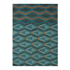 Covor multicolor din lana Yara Artdeco Bitt Brink & Campman (diverse dimensiuni)