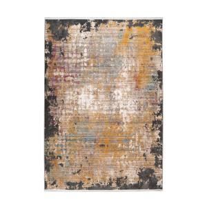 Covor multicolor din poliester si bumbac Artist Art Line Lalee (diverse dimensiuni)