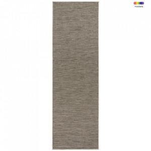 Covor multicolor din polipropilena pentru exterior Nature Look Grey Multicolor BT Carpet (diverse dimensiuni)