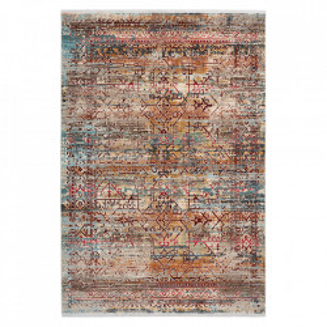 Covor multicolor din polipropilena si bumbac My Inca Matsue Obsession (diverse dimensiuni)