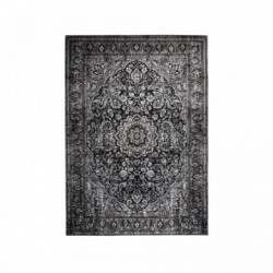 Covor negru 160x230 cm Chi Black White Label