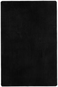 Covor negru Fancy Uni Hanse Home (diverse marimi)