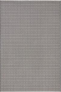 Covor negru Meadow Coin Bougari (diverse marimi)