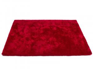 Covor rosu din poliester 170x240 cm Potala Red Santiago Pons
