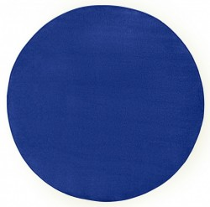 Covor rotund albastru Fancy Uni Hanse Home (diverse marimi)