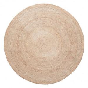 Covor rotund din iuta 150 cm Floor Hubsch