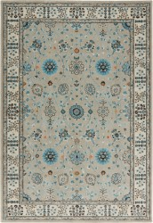 Covor verde Classico Mint Rugs