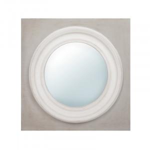 Decoratiune cu oglinda din lemn pentru perete 75x75 cm Irin LifeStyle Home Collection